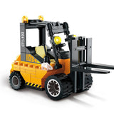 ENLIGHTEN 1101/1102/1103/1104 4 in 1 City Service Cars - Your World of Building Blocks