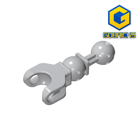 GOBRICKS GDS-1207 Hero Factory Arm / Leg with Ball Joint on Axle and Ball Socket