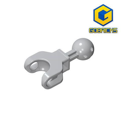 GOBRICKS GDS-1208 Hero Factory Arm / Leg with Ball Joint on Axle and Ball Socket, Short