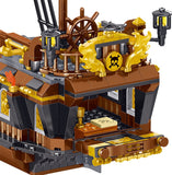 ZHEGAO QL1800 Pirates Ship - Your World of Building Blocks