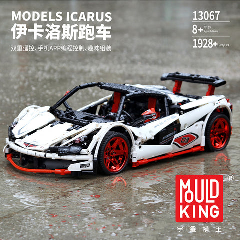 Mould King 13067 RC ICARUS - Your World of Building Blocks