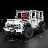 Mould King 13069 Benz G500 - Your World of Building Blocks