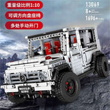 Mould King 13069 Benz G500