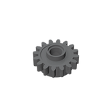 GOBRICKS GDS-1402 Gear 16 Tooth with Clutch - Your World of Building Blocks