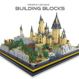 MOC BLOCKS M10001 Hogwarts School of Witchcraft and Wizardry