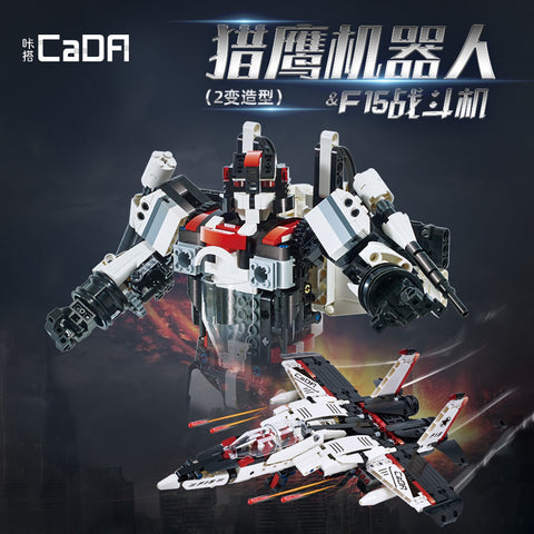 CADA C51030 Starscream