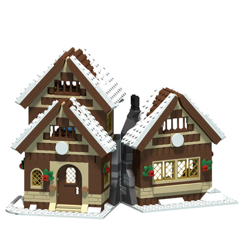 MOC 47615 Winter House