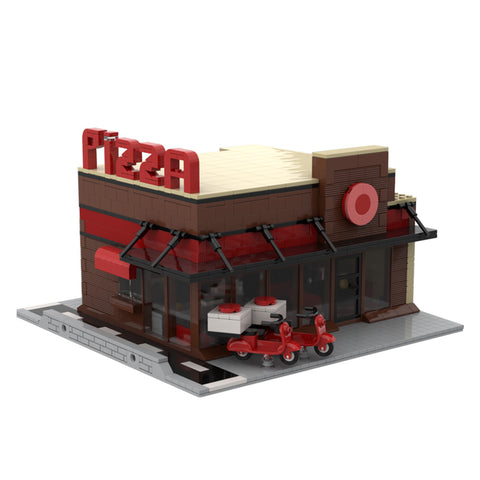 MOC 35480 Modular Pizza Building