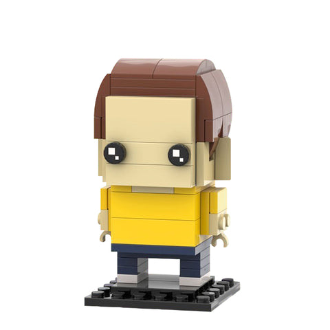 MOC 18187 Brickheadz - Morty Smith