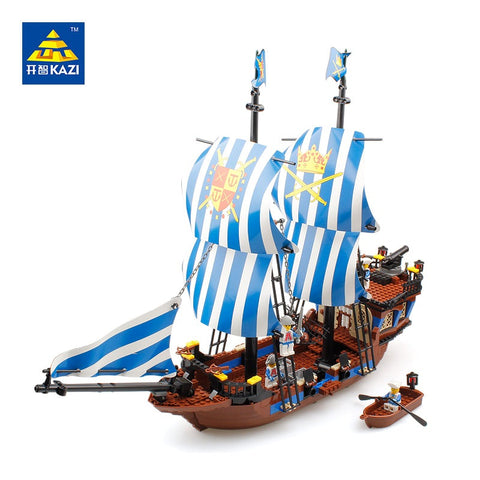 KAZI KY 87011 The Armada Flag Ship - Your World of Building Blocks
