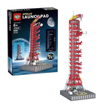 JACK J79002 Apollo Launch Pad - Your World of Building Blocks