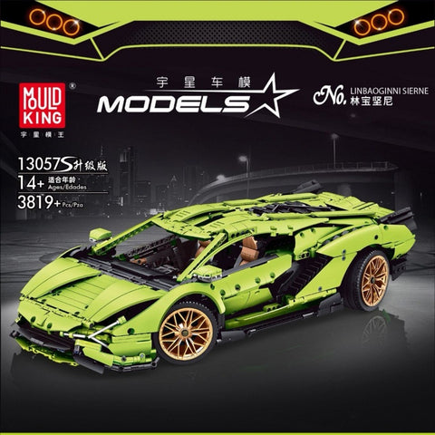 Mould King 13057S 1:8 Linbaoginni Sierne