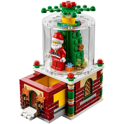 LEDUO 49006 Santa Claus House - Your World of Building Blocks