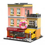 URGE UG-10180 The Bake Shop - Your World of Building Blocks