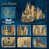 LELE S7315-7317 ( MOC - 30884 ) Magic Castle
