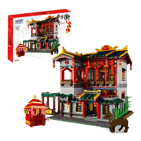 XINGBAO XB-01003 The XINYA Palace - Your World of Building Blocks