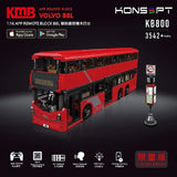 Mould King KB800 RC VOLVO B8L BUS