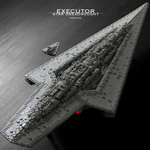 MOC 15881 Executor class Star Dreadnought - Your World of Building Blocks
