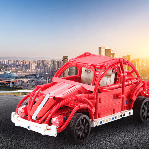 CADA C51016 RC Red Beetle - Your World of Building Blocks