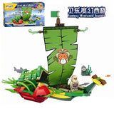 WINNER 5043 banana boat - Your World of Building Blocks