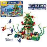 WINNER 5048 the Dragon Palace - Your World of Building Blocks