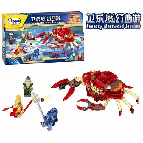 WINNER 5049 the Crab - Your World of Building Blocks