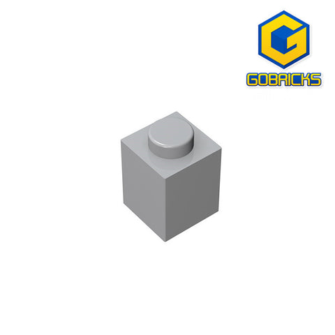 GOBRICKS GDS-531 Brick 1 x 1 - Your World of Building Blocks