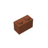 GOBRICKS GDS-532 Brick 1 x 2 - Your World of Building Blocks
