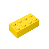 GOBRICKS GDS-542 Brick 2 x 4 - Your World of Building Blocks