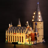 DIY LED Light Kit For Magic Great Hall Lepin 16052 - Your World of Building Blocks