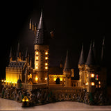 Basic Version LED Light Kit For Magic Castle School 16060 - Your World of Building Blocks