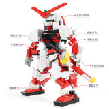 Pangu PG-0001 Mini Gundam Astray - Your World of Building Blocks