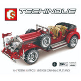 SEMBO 701650 VINTAGE CAR-BANZ - Your World of Building Blocks