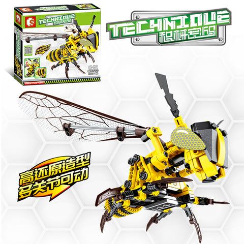 Sembo 703200 Honeybee - Your World of Building Blocks