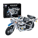 WINNER 7061 The Three-wheeled motorcycle - Your World of Building Blocks