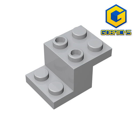 GOBRICKS GDS-714 Bracket 3 x 2 x 1 1/3 - Your World of Building Blocks