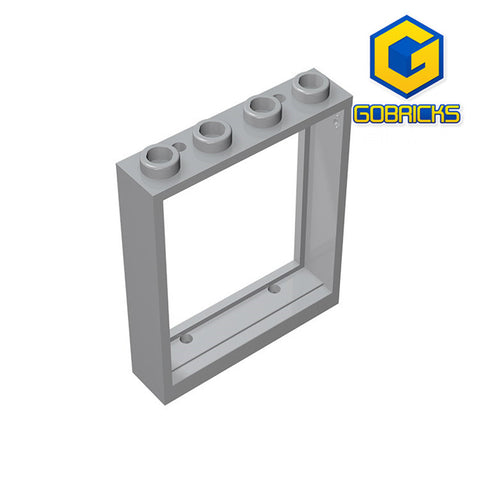 GOBRICKS GDS-765 Door Frame 1 x 4 x 4 Lift