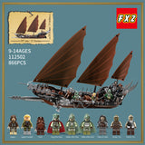 FXZ 80035 Pirate Ship Ambush