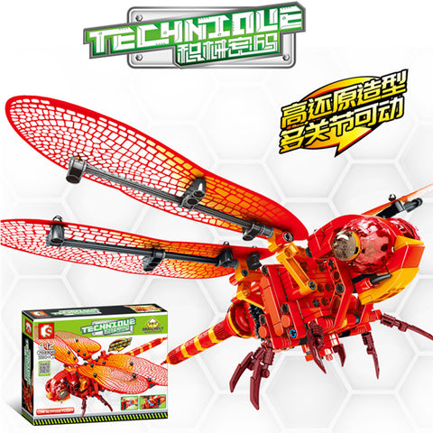 Sembo 703300 Dragonfly - Your World of Building Blocks
