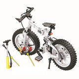 WINNER 7072 The Folding Bicycle - Your World of Building Blocks