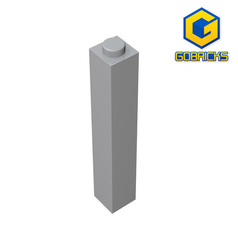 GOBRICKS GDS-866 Brick 1 x 1 x 5 (Undetermined Stud Type) - Your World of Building Blocks