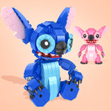 HC MAGIC XZ 001 / 002 Stitch and Angel - Your World of Building Blocks