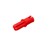 GOBRICKS GDS-914 Axle Pin without Friction Ridges Lengthwise - Your World of Building Blocks