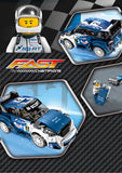 SY 6776-6779 Mini racing cars - Your World of Building Blocks