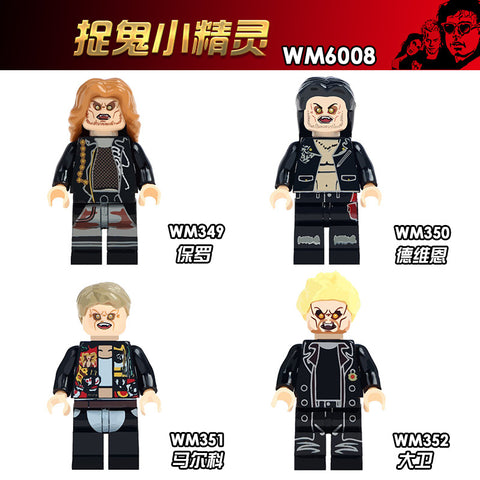 WM The Lost Boys Minifigures - Your World of Building Blocks