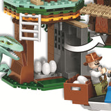 WINNER 8053 Dinosaur Tribe - Your World of Building Blocks