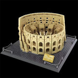 WANGE 5225 the Colosseum of Rome - Your World of Building Blocks
