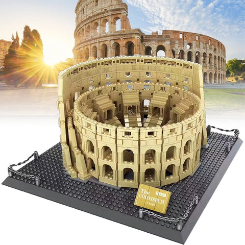 WANGE 5225 the Colosseum of Rome