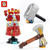 SY 1398-1400 The Infinity War Weapons - Your World of Building Blocks