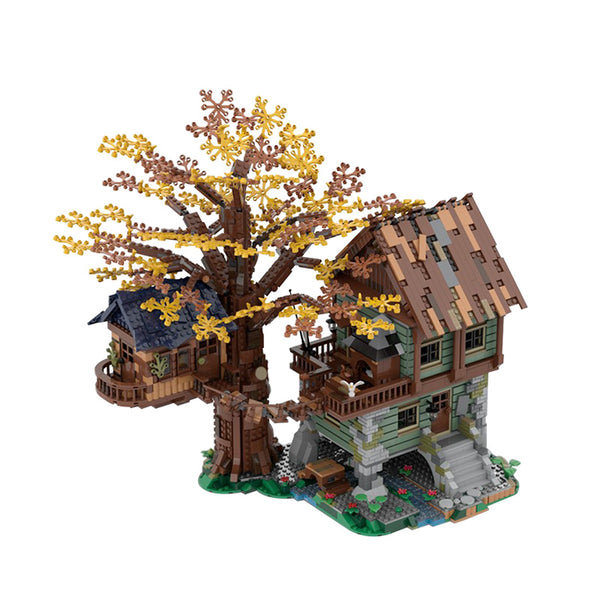 MOC 40180 Lonely Hut